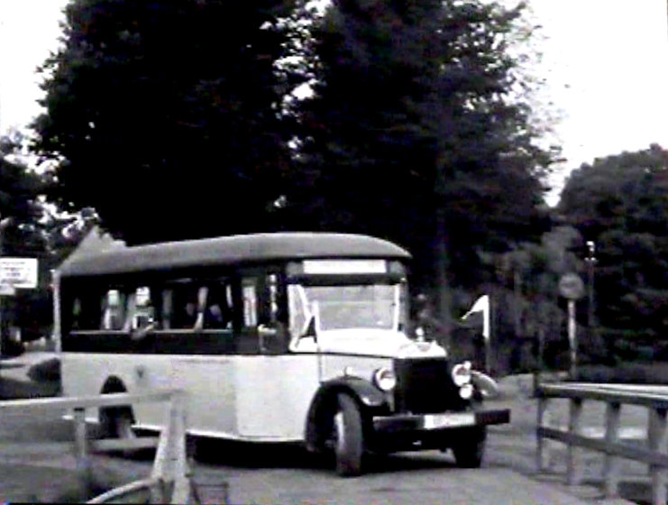 Britse daterende bus