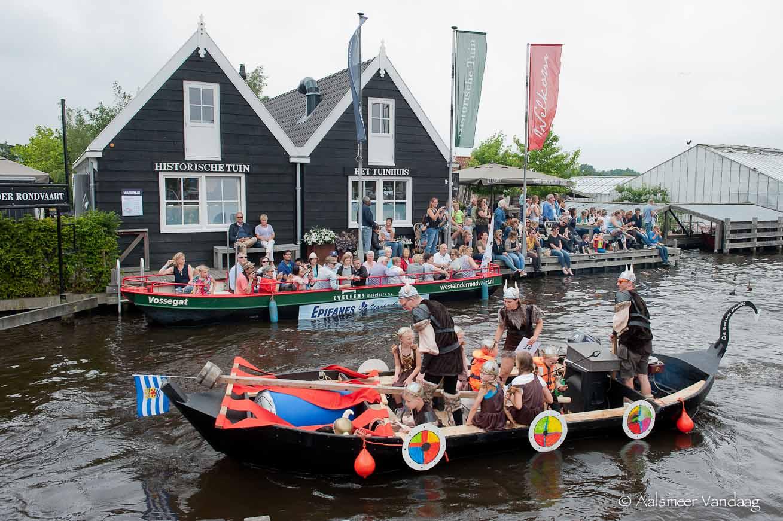 Historische Tuin Aalsmeer : Aalsmeer nvbt